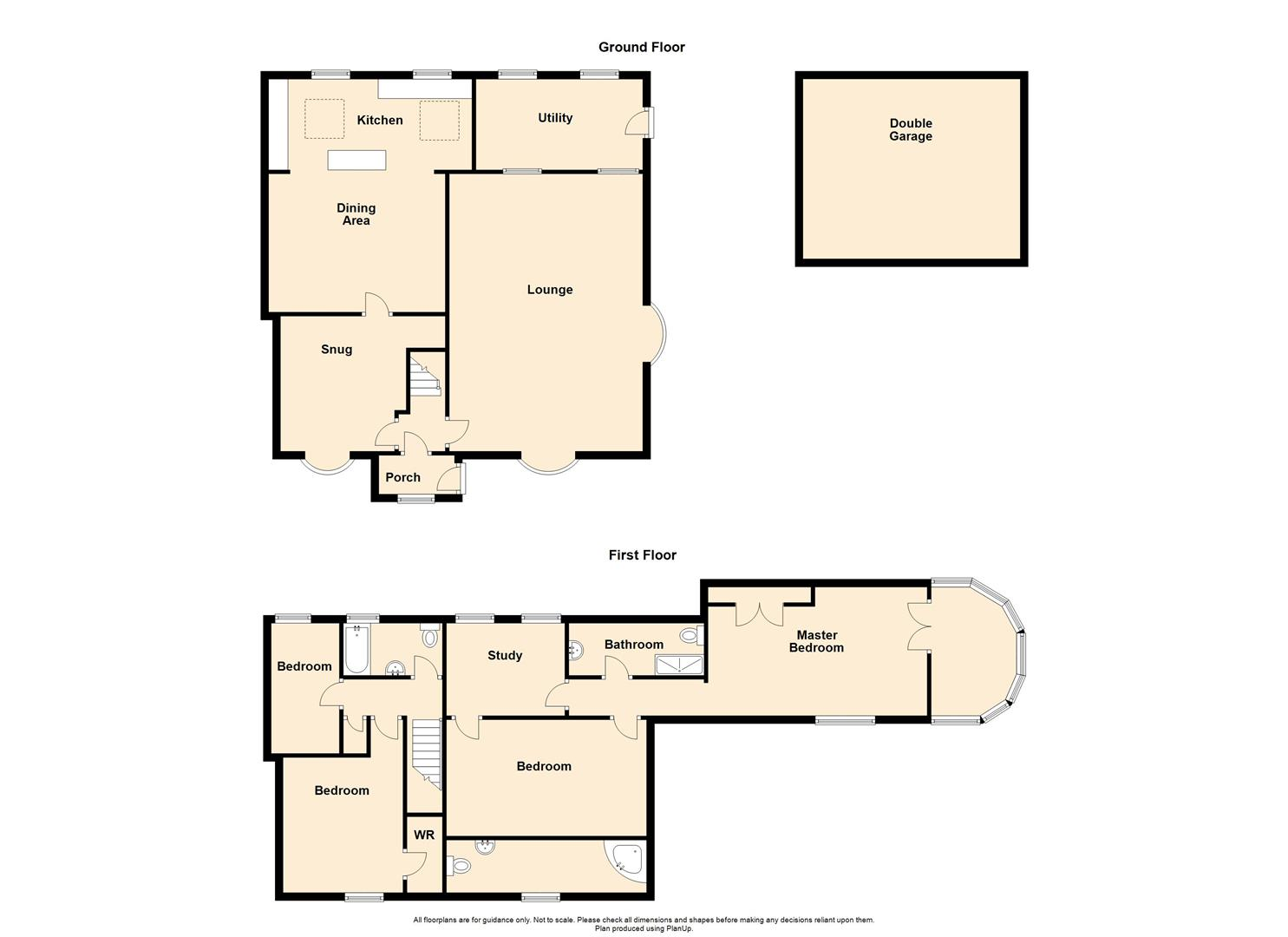 4 Bedroom Semi-detached House For Sale - Sunnyhurst , 10 Briers Brow.JPG